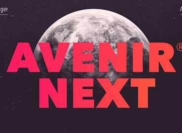 Avenir Next Font