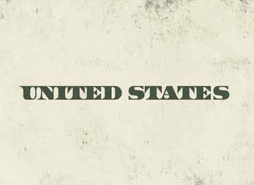 United States Font