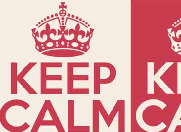 Keep Calm Font Family