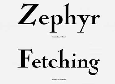 cochin font