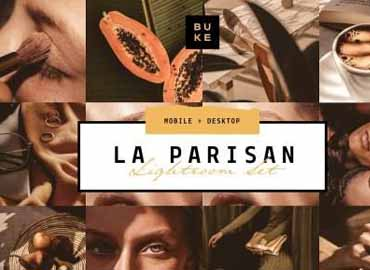 La Parisan Lightroom Preset