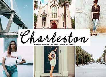 Charleston Mobile & Desktop Lightroom Presets