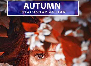 Autumn Photoshop Action