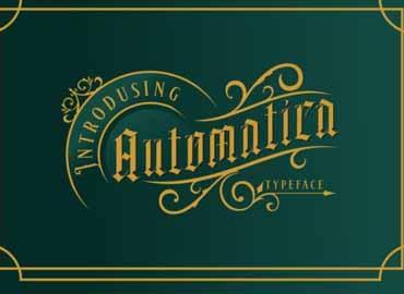 Automatica Font