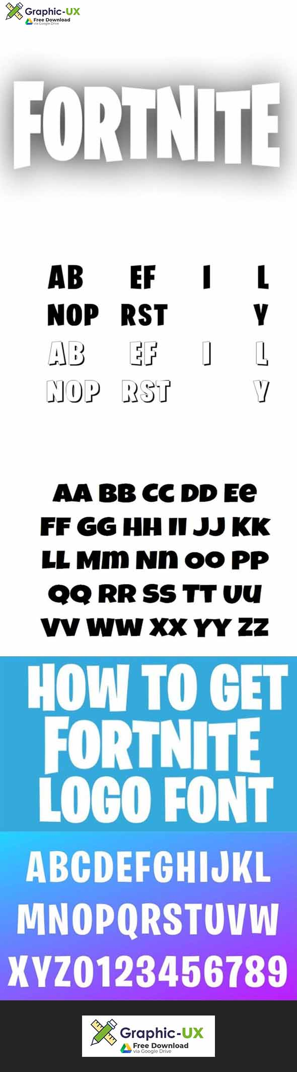 Fortnite Font Graphicux The name that you display in fortnite is just as important as the skins you wear. fortnite font graphicux