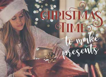 Christmas Story Script Font