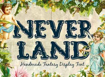 Neverland Font