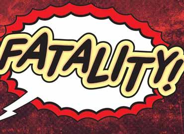 Fatality Font
