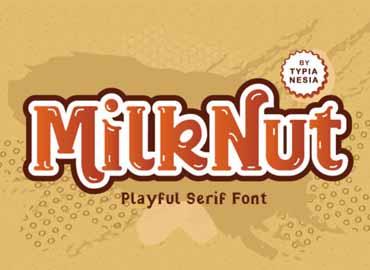 Nut Font
