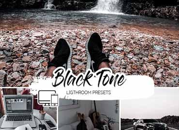 Black Tone Lightroom Presets
