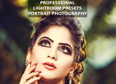 High Quality Portrait Mobile And Desktop Lightroom Presets