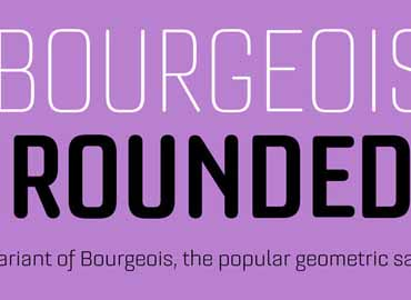 Bourgeois Font