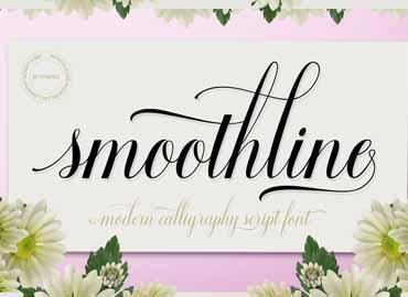 Smoothline Font