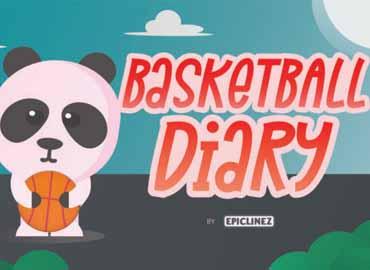 Basketball Diary Font