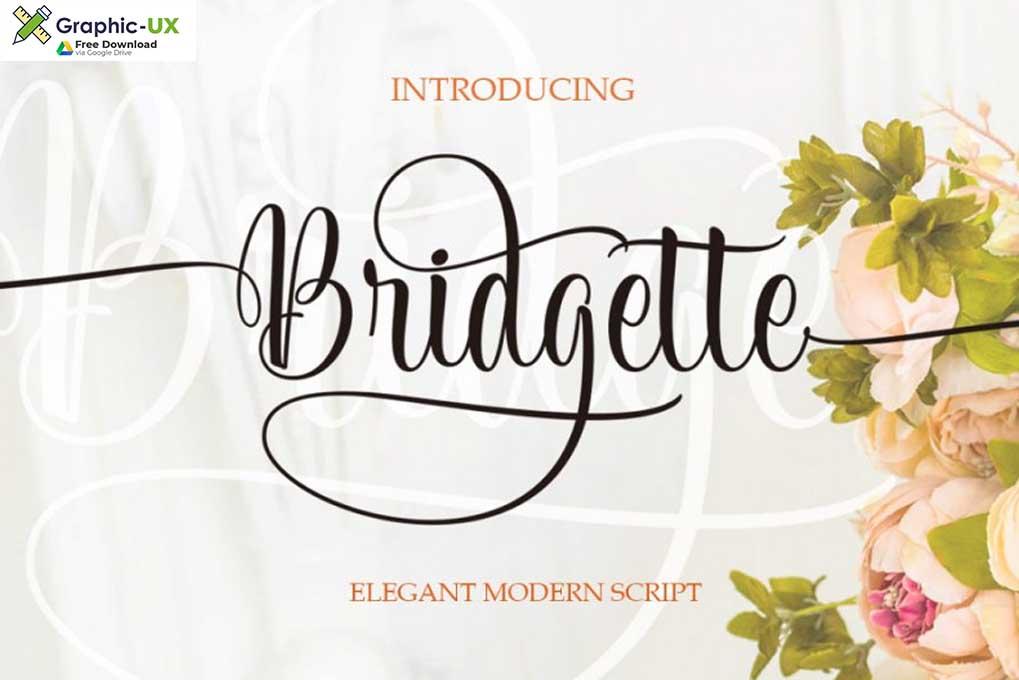 Bridgette Font