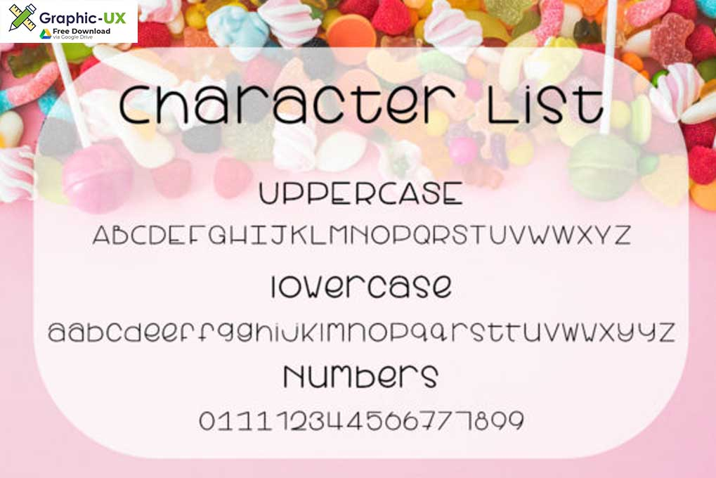 Candy Apple Font