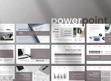 Gemmo - Business Powerpoint Presentation