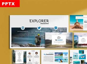 Explorer Powerpoint Presentation