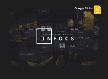 Infocs - Google Slides Template