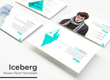 Iceberg - Powerpoint Template