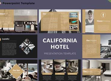 Hotel Powerpoint Presentation Template