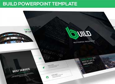 Build - Powerpoint Template