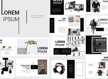 Lorem Ipsum Powerpoint Template