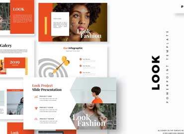 Look - Powerpoint Template