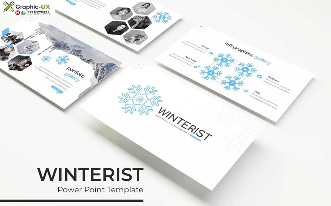 Winterist - PowerPoint Template