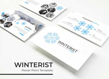 Winterist - PowerPoint Template