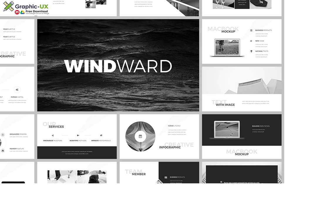 WindWard Presentation Template