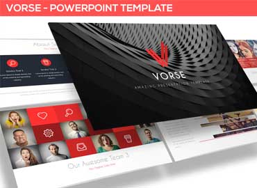 Vorse - Powerpoint Template