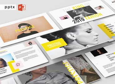 PRESTIGE - Multipurpose Powerpoint V126
