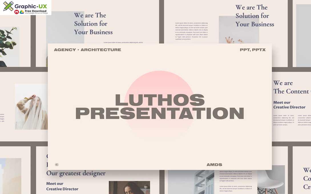 Luthos - Architecture Presentation