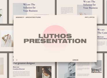 Luthos - Architecture Presentation