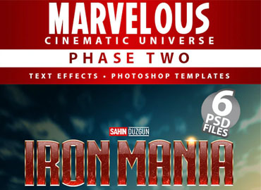 Marvelous Cinematic Universe - Phase One