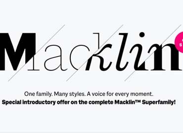 Macklin Font Family