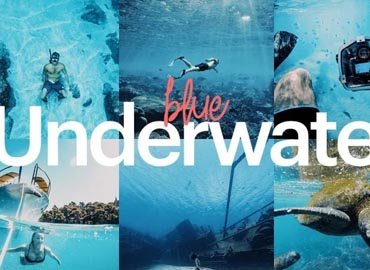 Lightroom Preset-Underwater Blue
