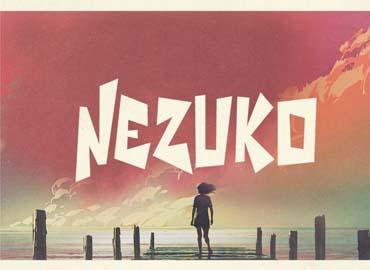 Nezuko Typeface Font