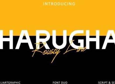 Harugha Rousty Line
