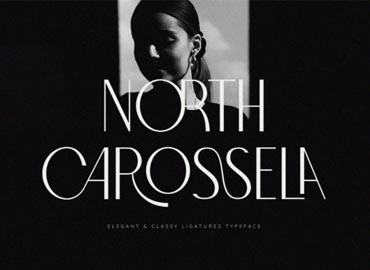 North Carossela Font