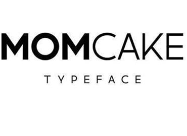 Momcake Typeface 2-Weights