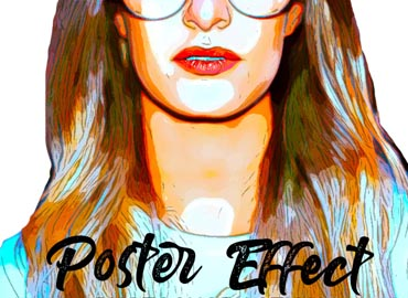 Poster Effect Photoshop Action