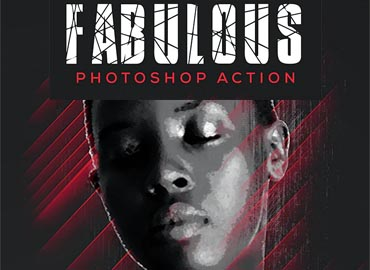 Fabulous - Photoshop Action