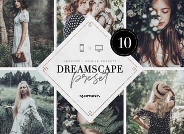 Dreamscape Lightroom Presets Bundle