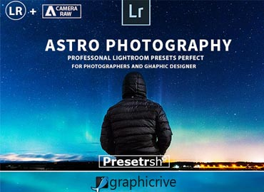 20 Pro Astrophotography Lightroom Presets