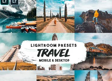 Travel insta Lightroom Presets Mobile & Desktop