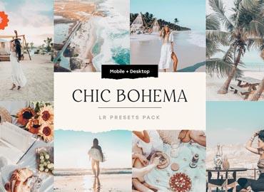 Bohemian Lightroom Presets Pack