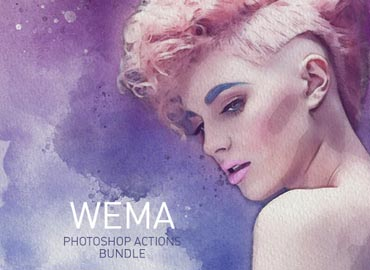 WEMA 4 Actions Bundle