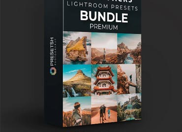 Lightroom Presets Bundle by presetsh